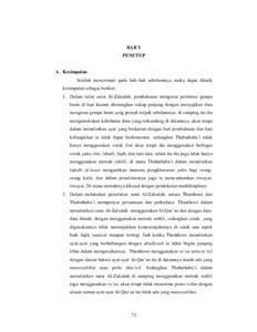 Tafsir Surat Al Zalzalah Studi Perbandingan Antara Tafsir