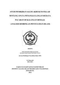 Fillah a buku pdf salim